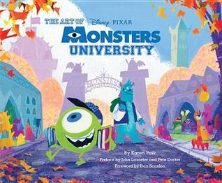 The Art of Monsters University  by  Karen Paik