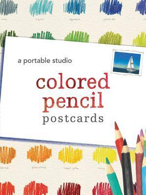 Colored Pencil Postcards: A Portable Studio Unnamed Anonymous