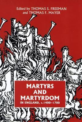 Martyrs and Martyrologies Diana Wood
