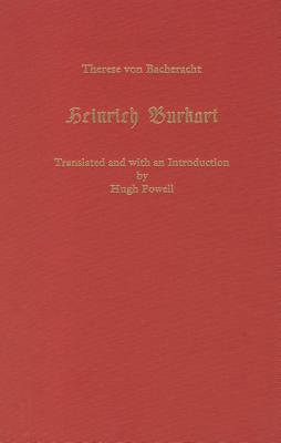 Heinrich Burkart Therese von Bacheracht