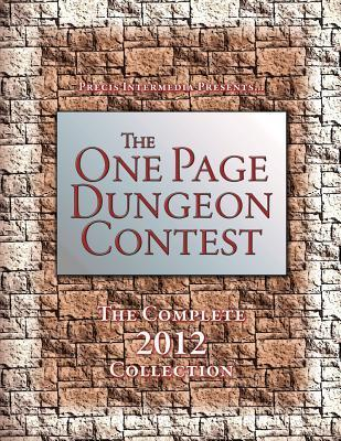 The One Page Dungeon Contest 2012  by  Alex Schroder