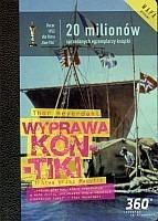 Wyprawa Kon-tiki tratwą przez Pacyfik  by  Thor Heyerdahl