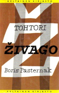 Tohtori Živago Boris Pasternak