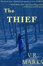 The Thief (RC Investigations #1)  by  V.R. Marks