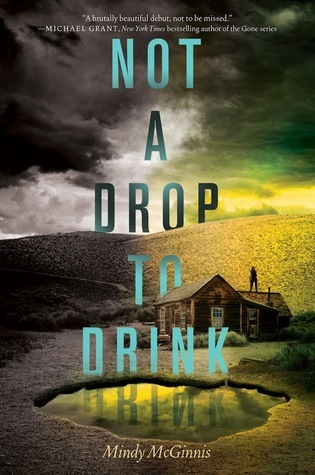 Not a Drop to Drink (Not a Drop to Drink, #1)  by  Mindy McGinnis