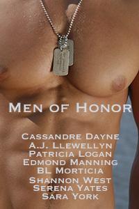 Men of Honor Anthology Sara York