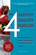 4 Habits of Healthy Families: Everything Your Family Needs to Get Healthy and Stay Healthy for Life / Featuring the Yes, No, Maybe Amy Hendel