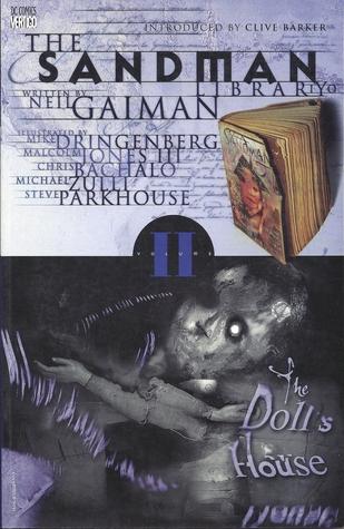 The Sandman: The Dolls House (The Sandman, #2)  by  Neil Gaiman