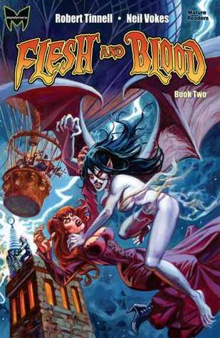 Flesh and Blood Book 2  by  Robert Tinnell