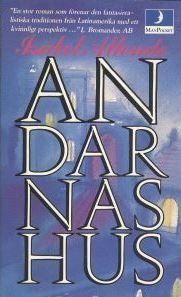 Andarnas hus  by  Isabel Allende