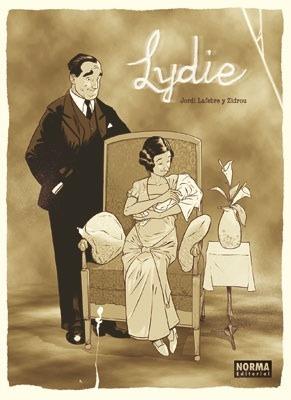 Lydie  by  Jordi Lafebre
