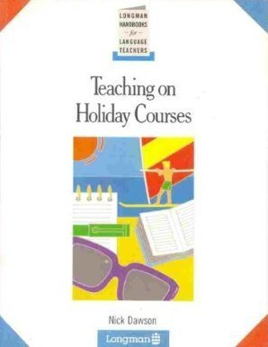 Teaching on Holiday Courses Nick Dawson