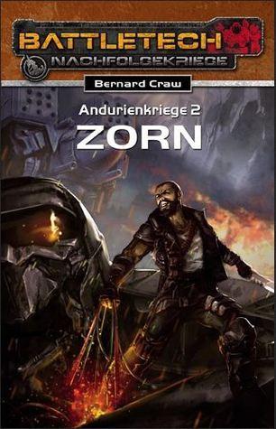 Andurienkriege 2. Zorn  by  Bernard Craw