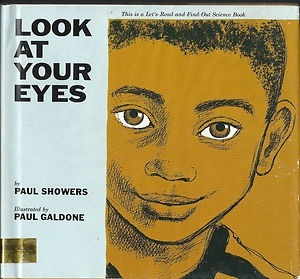 Look At Your Eyes  by  Paul Showers