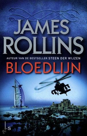 Bloedlijn  by  James Rollins