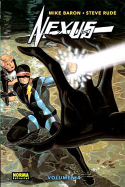 Nexus Volumen 4 (Los archivos de Nexus #4)  by  Mike Baron