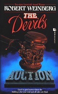 The Devils Auction  by  Robert E. Weinberg