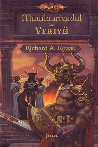 Veriyö (Dragonlance: Minotaurisodat, #1) Richard A. Knaak