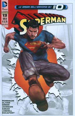 Superman 13 (72)  by  Grant Morrison