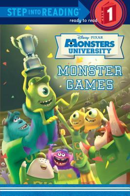 Monster Games Melissa Lagonegro