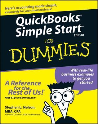 QuickBooks Simple Start For Dummies  by  Stephen L. Nelson