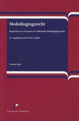 Mededingingsrecht Jochen F. Appeldoorn