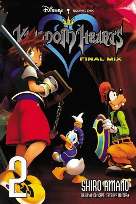 Kingdom Hearts: Final Mix Vol. 2 Shiro Amano