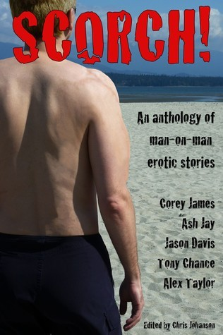 Scorch! An anthology of man-on-man erotic stories Ash Jay