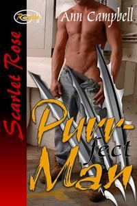 Purr-fect Man  by  Ann Campbell
