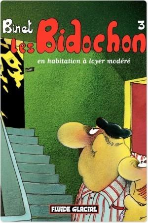 Les Bidochons, Tome 3:  En Habitation à Loyer Modéré Christian Binet