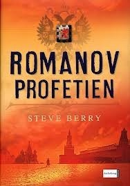 Romanovprofetien  by  Steve Berry