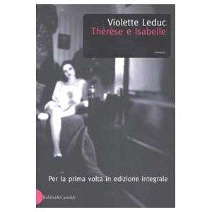 Thérèse e Isabelle Violette Leduc