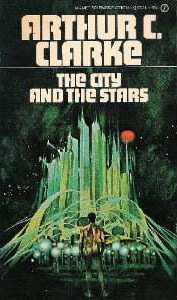 City and Stars  by  Arthur C. Clarke
