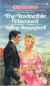 The Invincible Viscount  by  Irene Saunders