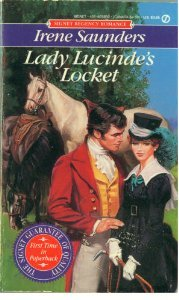 Lady Lucindes Locket  by  Irene Saunders