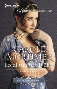 Leedi tunnistab üles (Õed Copelandid, #3)  by  Carole Mortimer