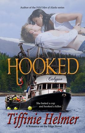 Hooked (Romance on the Edge, #2) Tiffinie Helmer