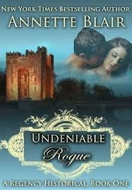 Undeniable Rogue (Rogues Club, #1)  by  Annette Blair