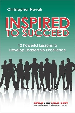 Inspired to Succeed Christopher Novak