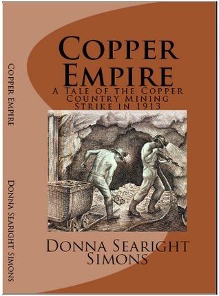 Copper Empire Donna Searight Simons