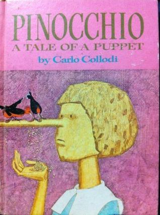 Pinocchio A Tale of a Puppet  by  Carlo Collodi