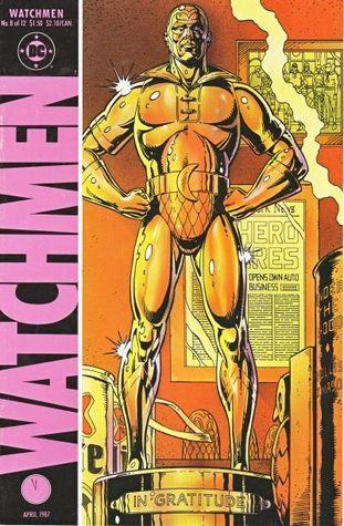 Watchmen vol.2 Alan Moore