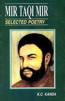Mir Taqi Mir: Selected poetry  by  K.C. Kanda