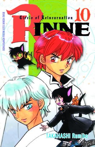 Rinne 10 (Rinne, # 10) Rumiko Takahashi