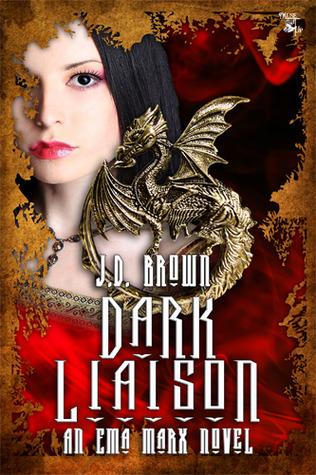 Dark Liaison (Ema Marx #2)  by  J.D.  Brown