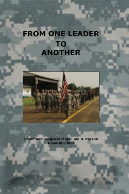 From One Leader to Another  by  Joe Parson