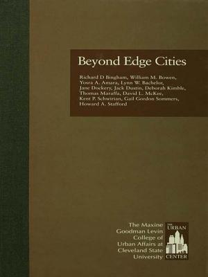 Beyond Edge Cities Richard D. Bingham