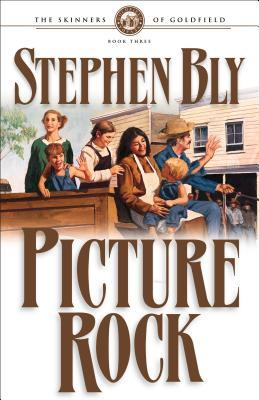 Picture Rock (The Skinners of Goldfield #3)  by  Stephen Bly