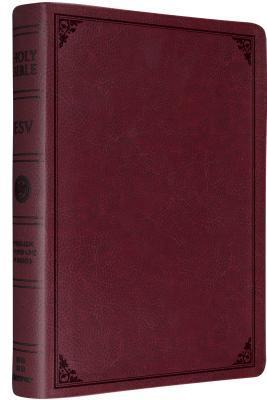 Single Column Legacy Bible-ESV-Frame Design  by  Anonymous