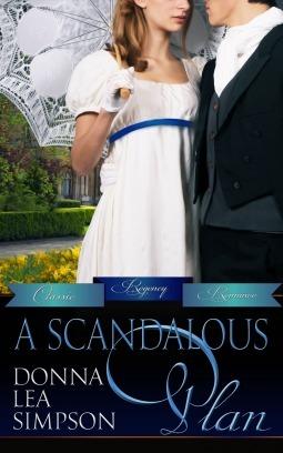 A Scandalous Plan Donna Lea Simpson